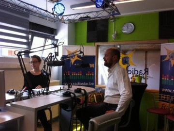 Eyndevelde op de radio. Radio Star Herzele Helemaal Herzele