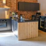 Eyndevelde vergaderen met stijl in de Vlaamse Ardennen met groepskeuken voor kookworkshops